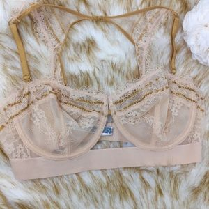 Free People | Intimately Lace Underwire Bra 36DD